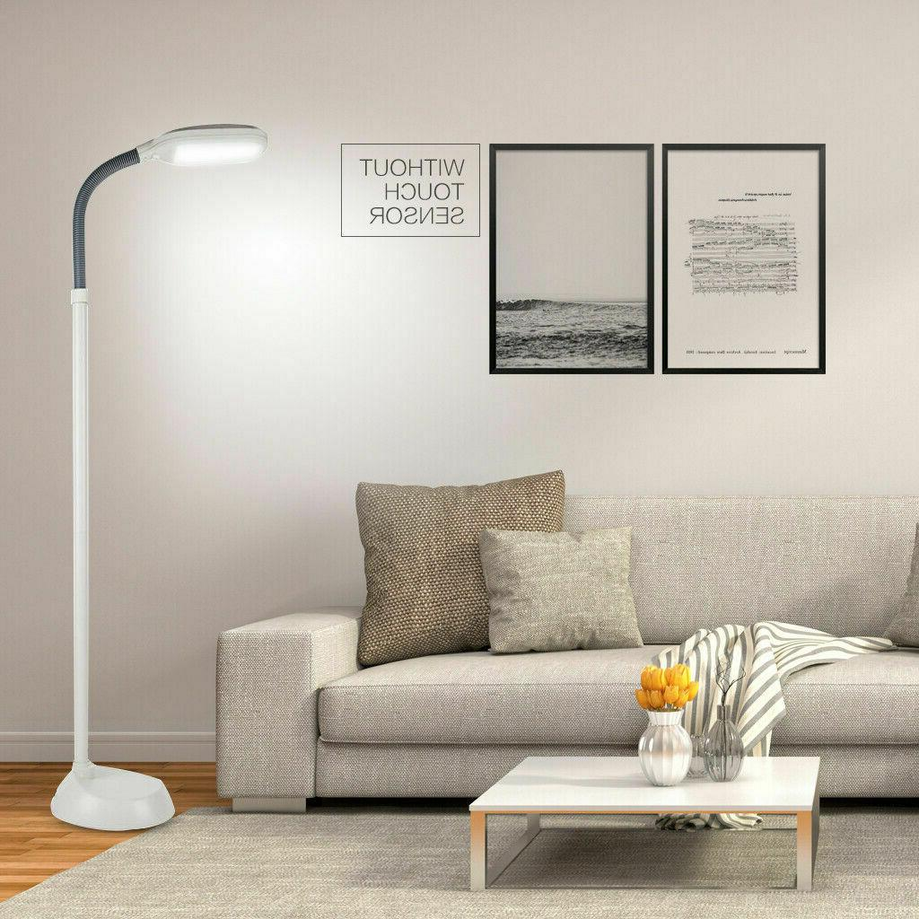 Led Floor Lamp Adjustable Standing Light Reading Home
