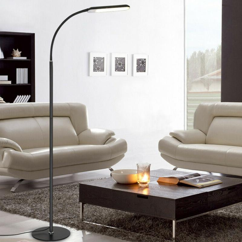 led reading and process floor lamp dimmable