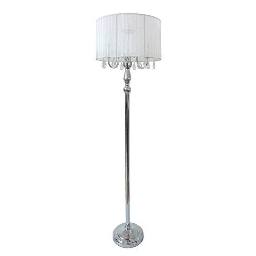"""Shade Lamp with 16.54"""" x White"""