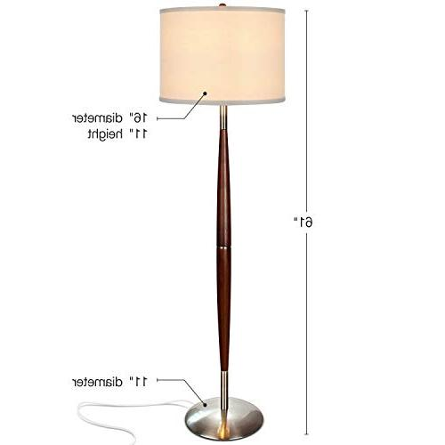 Brightech LED Living Room Beside In Standing Shade Lighting For Bedrooms