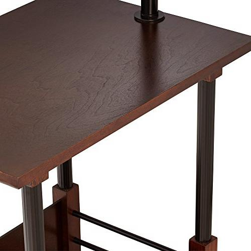 Lamp End Table