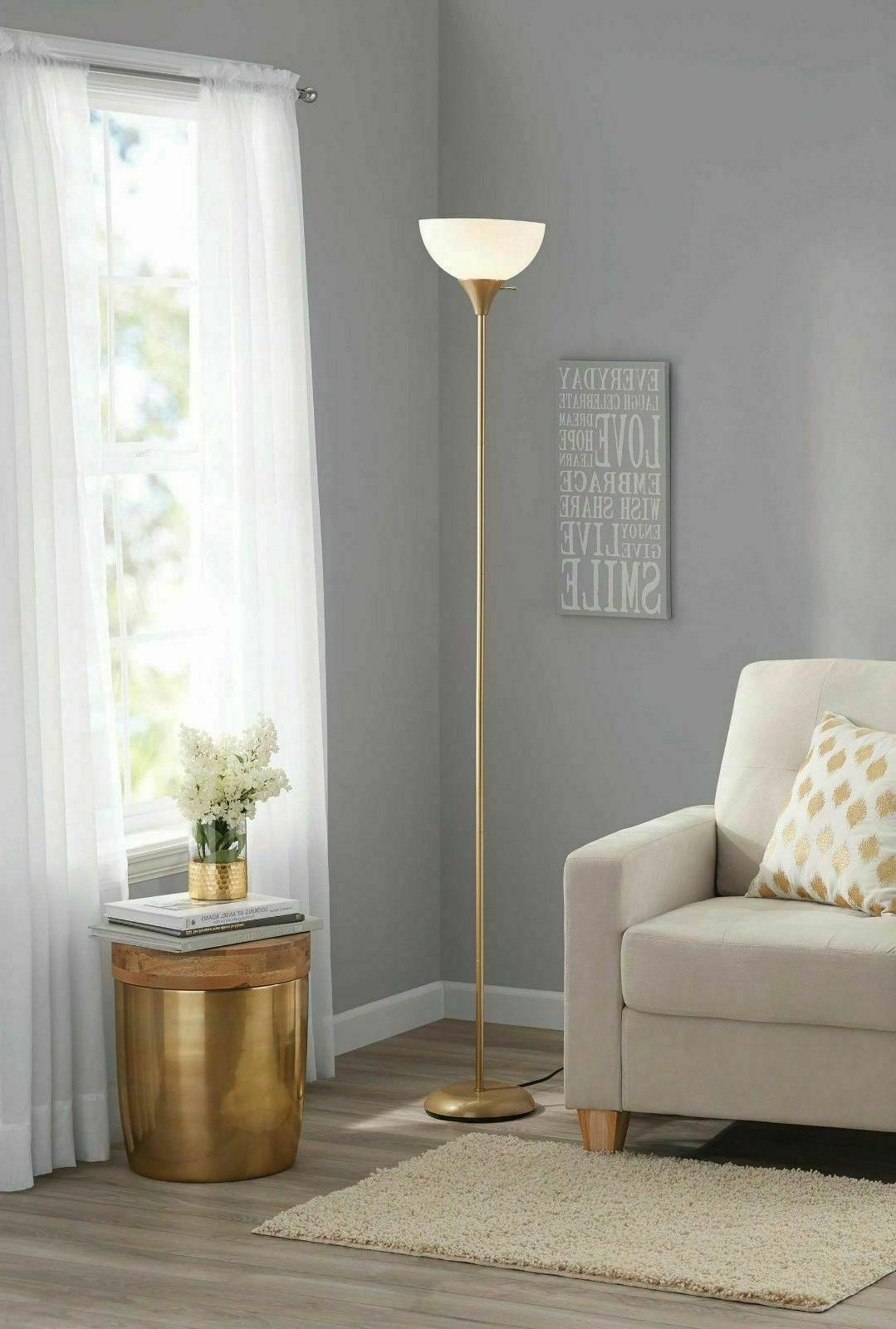 Metal Living Torchiere Shade Reading