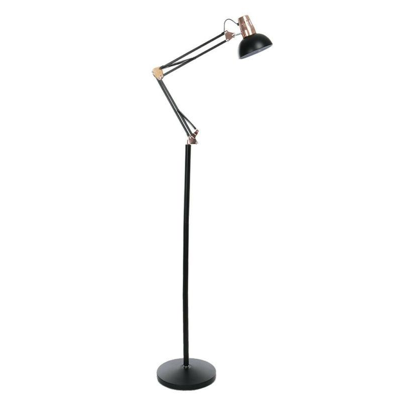 Metal Swing Standing Adjustable Head