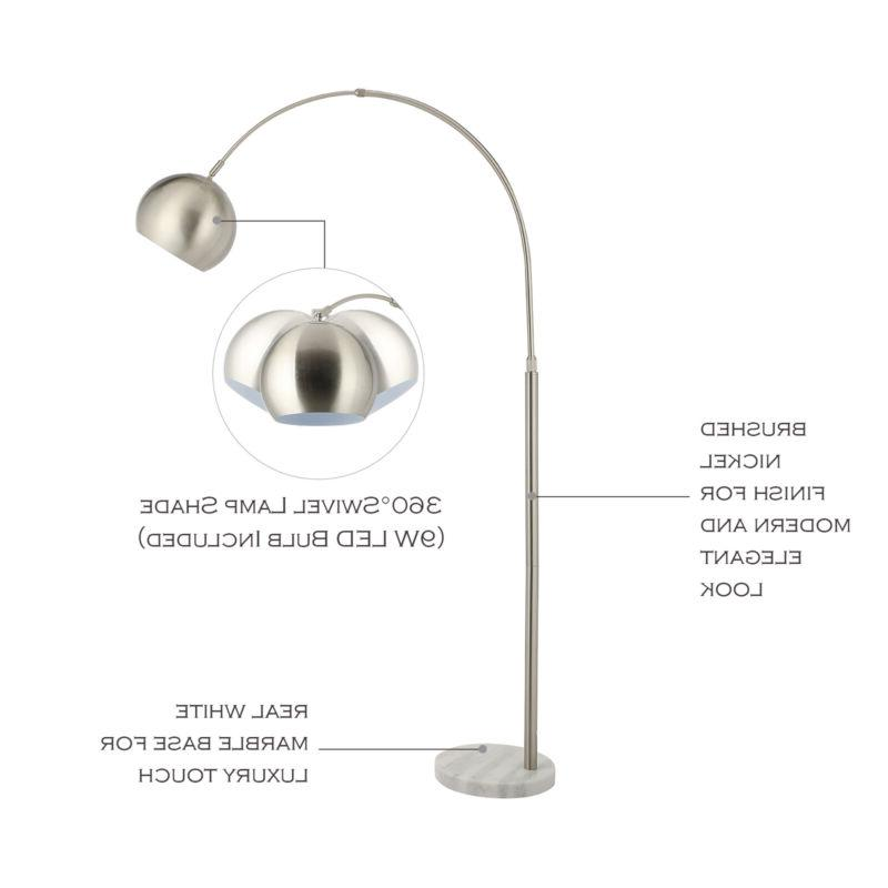 Arc Lamp Arch Lamp with Listed