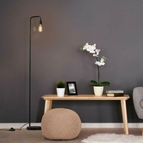 Modern Metal Standing Lamp with