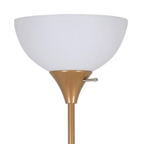 """New Lamp with Light for Living 72"""" Gold"""