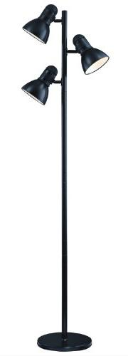 Park Madison Lighting PMF-9543-31 65-Inch Tall Incandescent