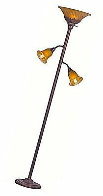 Park Madison Lighting PMF917220 Incandescent Torchiere Floor