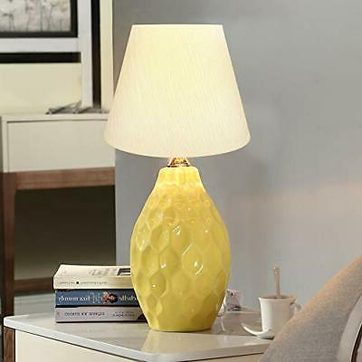 Small Lamp Shade, Barrel Lampshade for Table Lamp Light,