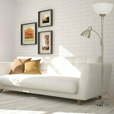 Stella Floor Lamp By Light Accents Reading Model