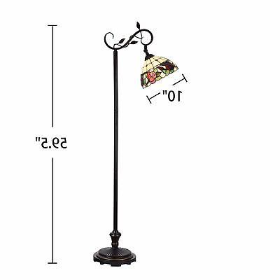 Stained Tiffany Floor Lamp Home Lamp Christmas