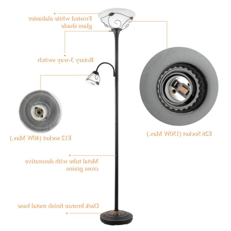 ETL Floor Lamp w/ Lamp 71-Inch High