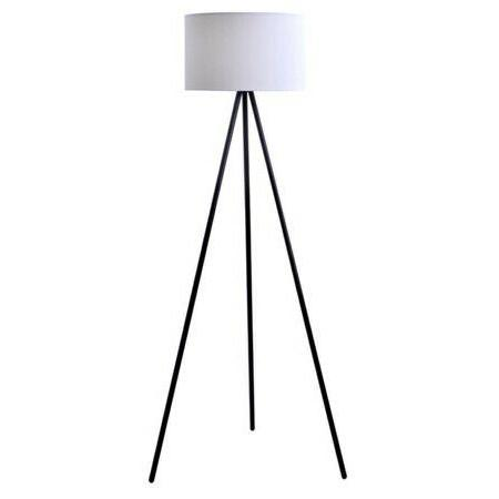 Tripod Tall Modern Black