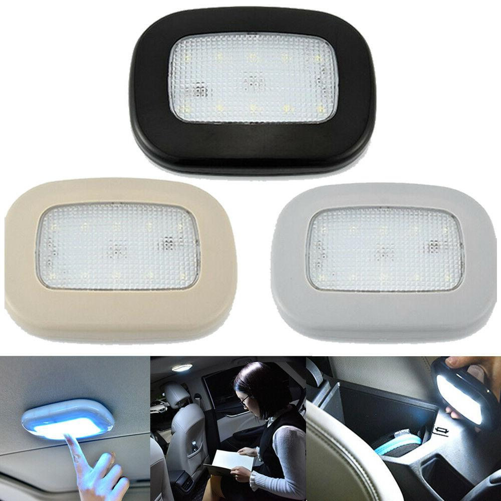USB Rechargeable LED Reading Light for Car Room Floor Roof C