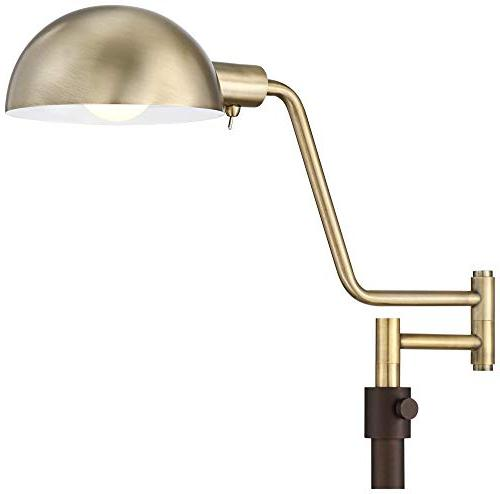 Webster LED Pharmacy Floor Lamp