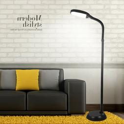 LED Floor Lamp Dimmable Gooseneck Natural Reading Sunlight H