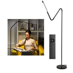 LED Floor Lamp Light with Remote Control for Living Room Bed