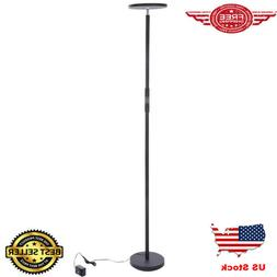 led floor lamp standing pole room torch