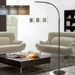 LED Floor Lamp Standing Reading Home Office Dimmable w/Remot