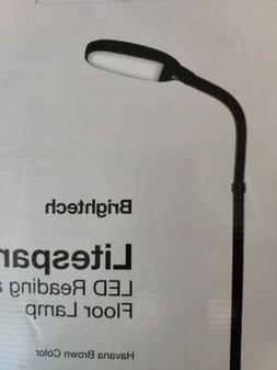 Brightech Litespan LED Reading and Craft Floor Lamp - Dimmab