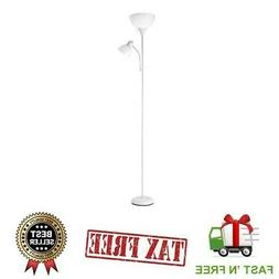"Metal Floor Lamp 72"" Living Room Light Stand Reading Home De"