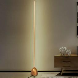 Modern LED Floor Lamp Living Room Light Stand Read Torchiere