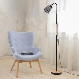 Modern Tall Standing Lamp  360° Adjustable Gooseneck  Lamps