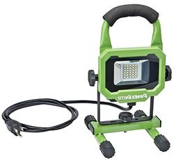PowerSmith PWL1115BS 15W 1400 Lumen LED Work Light Equippped