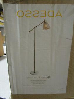 ADESSO SIENNA FLOOR LAMP #3541-21 - NEW IN BOX
