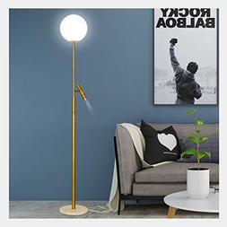 Floor Lamp Simple Modern LED Bedroom Living Room Reading Dec