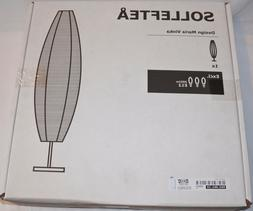 Ikea SOLLEFTEA Floor Lamp Home Decor Living Room Modern Ligh