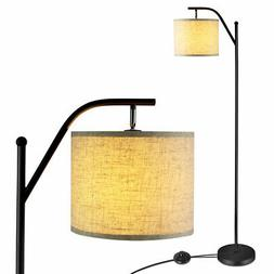 standing arc light modern floor lamp w