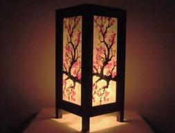 Thai Vintage Handmade Asian Oriental Japanese Sakura Flower